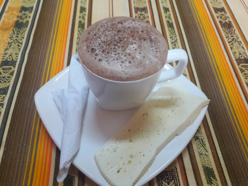 chocolate ambato