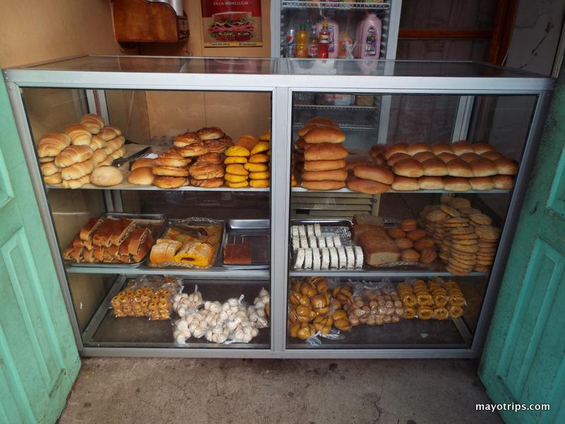 panaderia em Galápagos