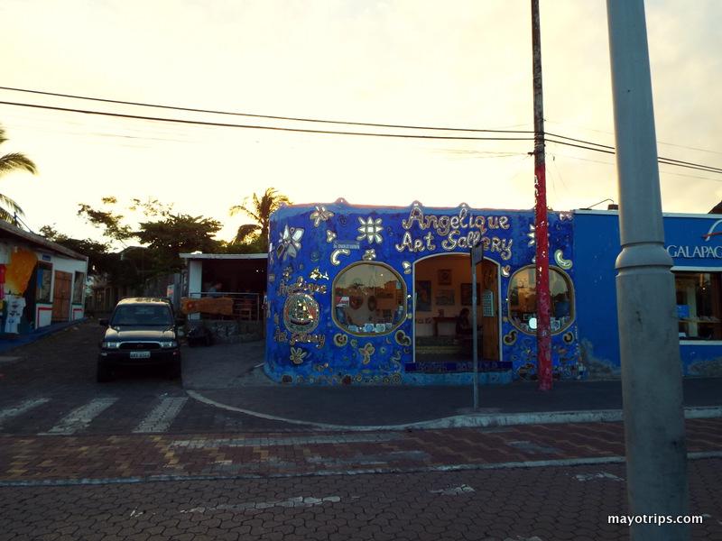 puerto ayora store
