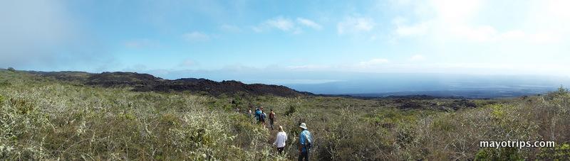vulcao galapagos