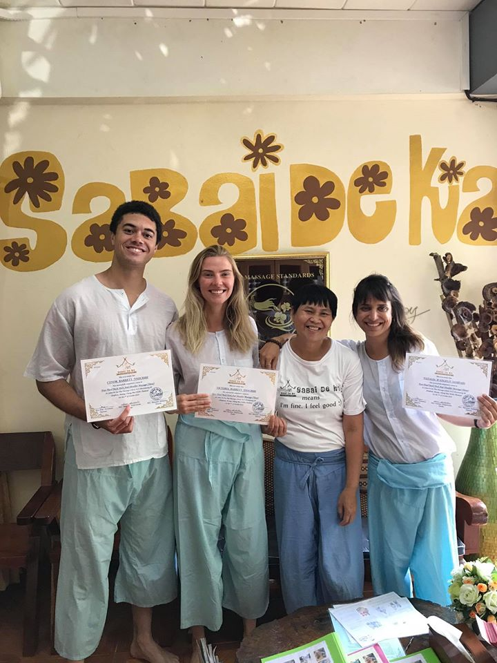 massagem curso tailandia norte