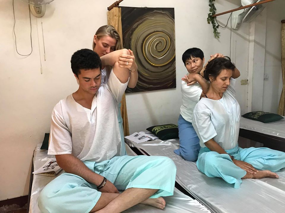 massagem curso tailandia