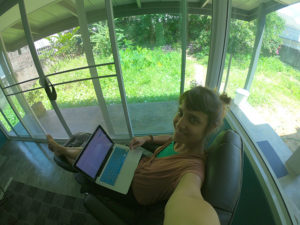 Trabalhando na Thailandia